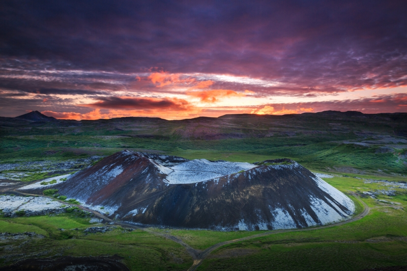 Iceland: Journey to the End of the World ugust 16-23, 2018 Reserve Your Spot Now!