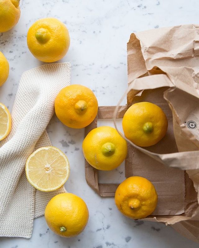 Keep the flu away with lots of lemon! 🤧😷🤒