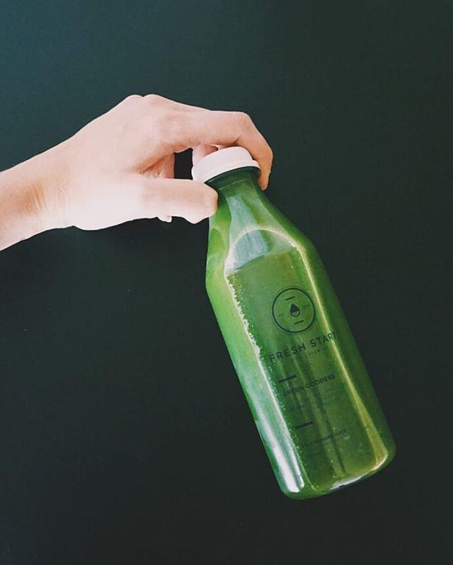 Green juice 🥤