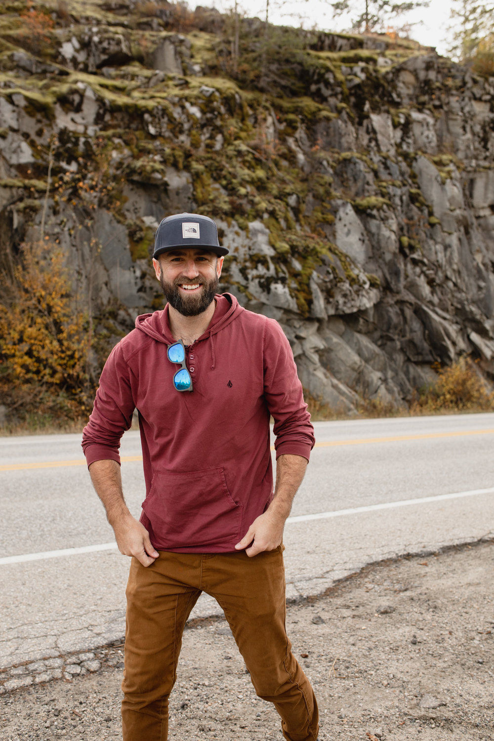 This was a candid, captured on a short jaunt to Nelson, BC this last fall.