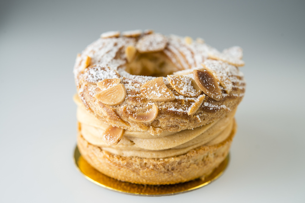 Learn how to make paris-brest in our (3 hour) class today!