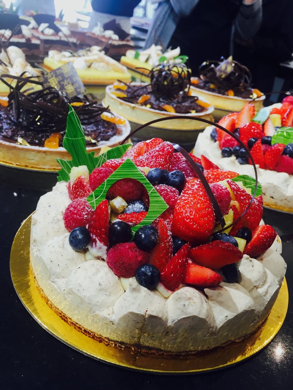 Week 2 | February 20 - 24, 2017 TRADITIONAL AND MODERN TARTS & CAKES In this course of study students will be exposed to foundational recipes, techniques and concepts of traditional cakes and tarts, as well as their modern interpretation and evolution. Utilizing the core skills of Baking Science students will begin to refine core pastry skills and become aware of critical components that comprise a solid pastry foundation. Tarts: Sablée Dough, Fruits Crémeux, Almond, Pear, Lemon, and Exotic. Cakes: Almond Dacquoise, Chocolate Sponge, Apple Tatin, Frasier, St Honoré, and Black Forest.
