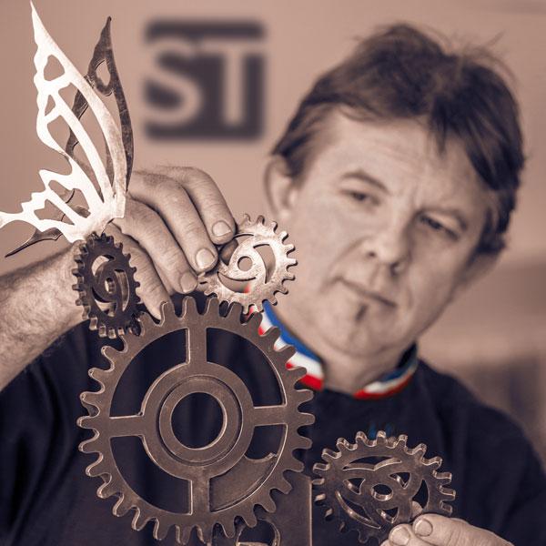 Meilleurs Ouvriers de France ( M.O.F.)  Chef Stéphane Tréand