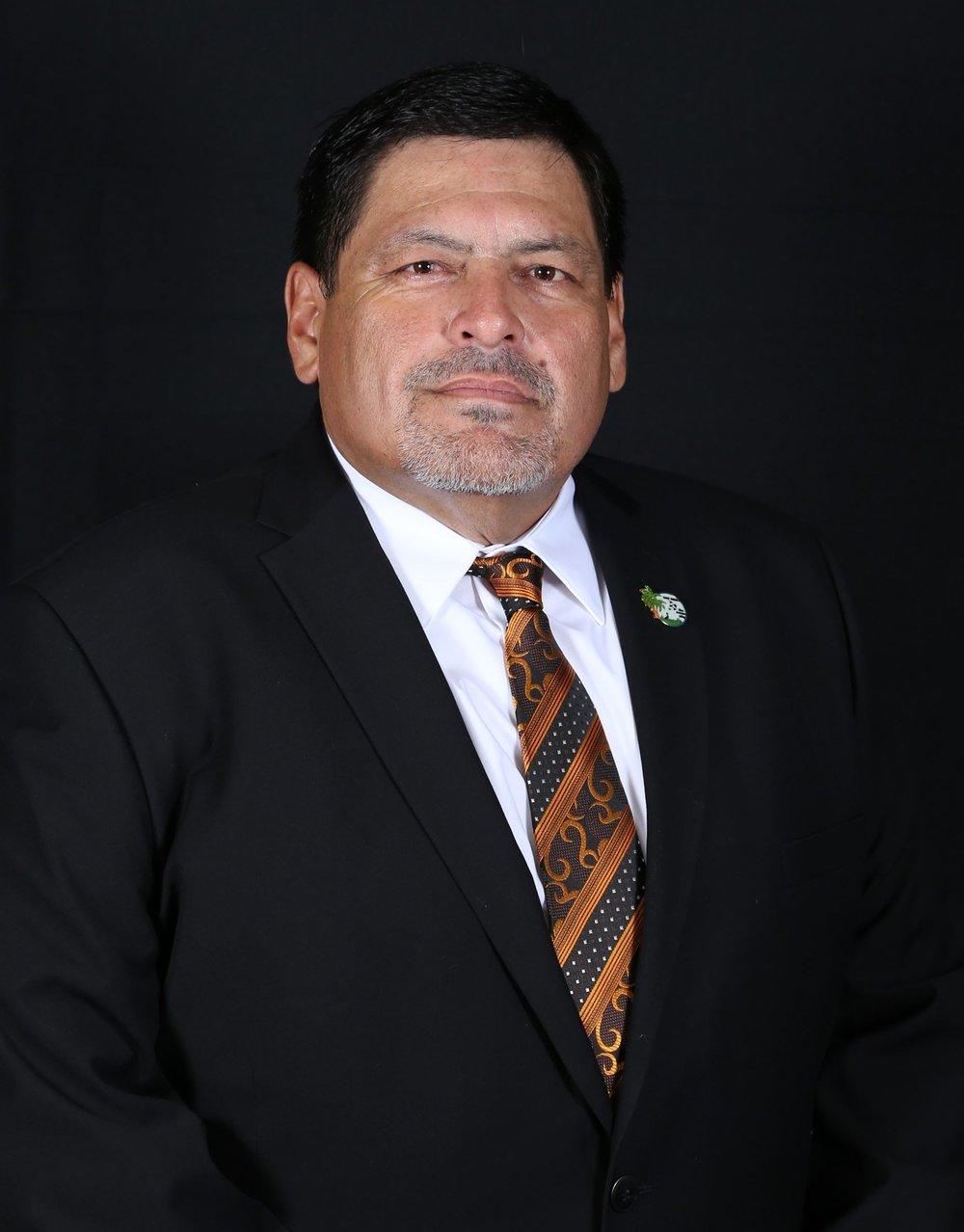 """Mayor Benjamin """"Ben"""" Gomez / Ex-Officio Member 2017-2020"""