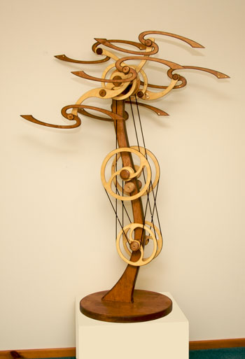 wood wind spinner instructions