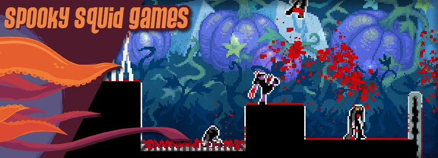 They Bleed Pixels   Gothic platforming beat'em up