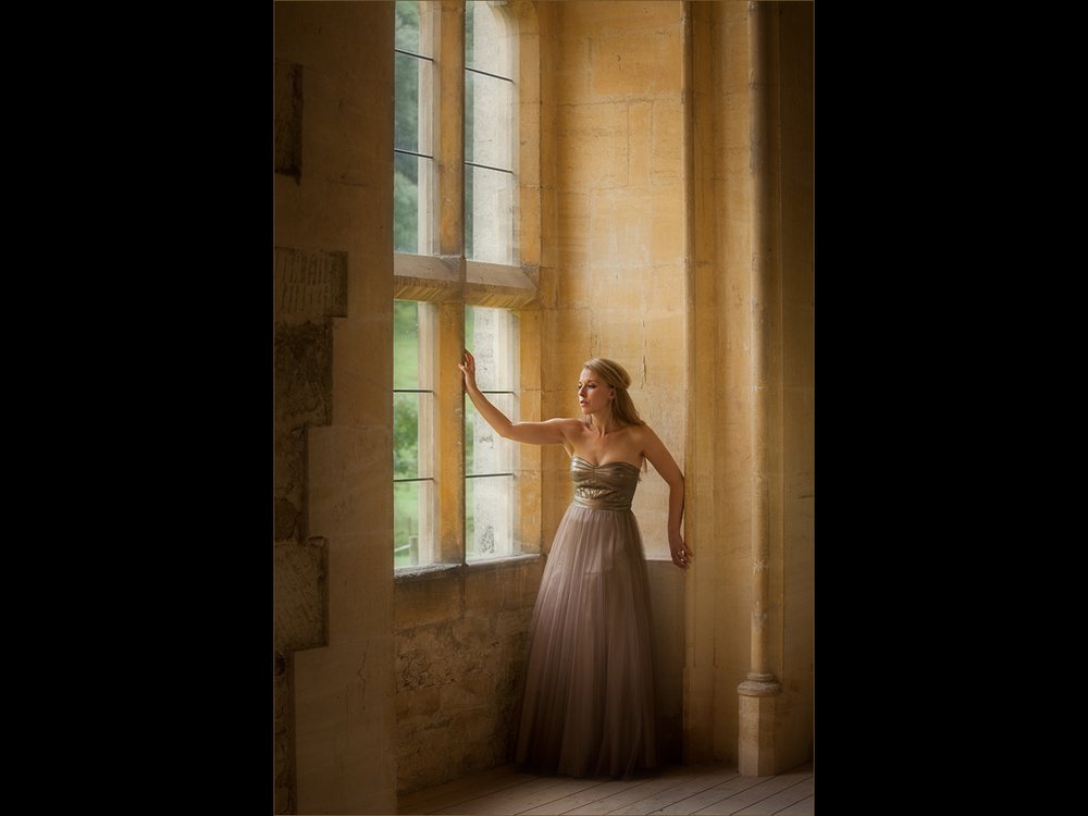 Window Light by Simon Raynor
