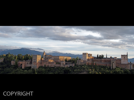 ALHAMBRA SUNSET by Clive Williams.jpg