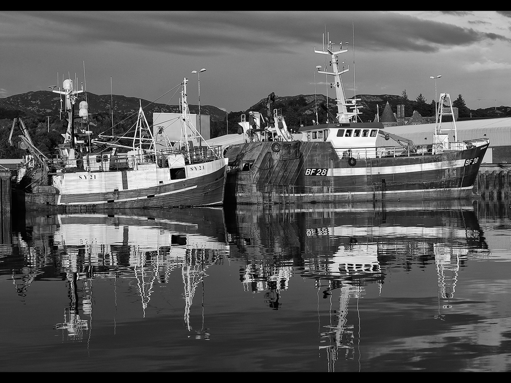 LOCHINVER TRAWLERS by Neil Schofield.jpg
