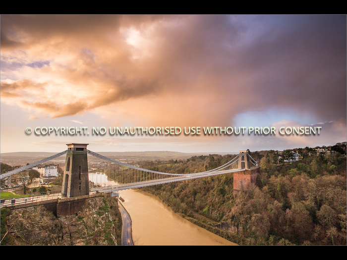 CLIFTON SUSPENSION BRIDGE by Jamie White.jpg