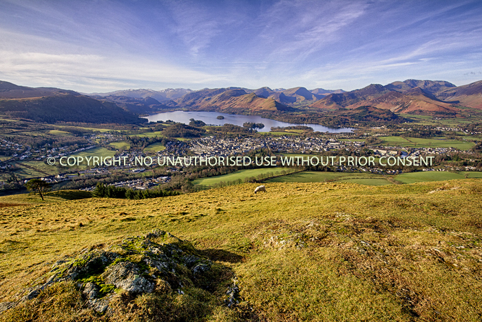 KESWICK FROM LATRIGG by Darren Ackers.jpg
