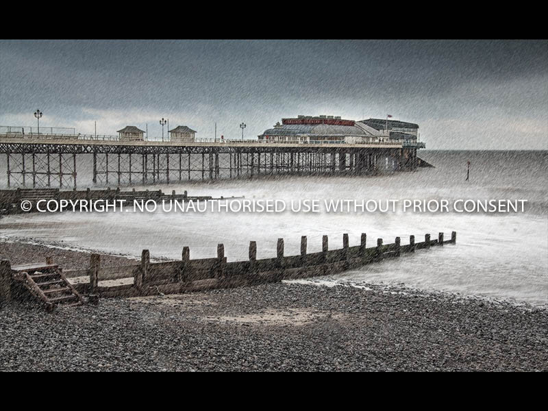 WINTER STORM, CROMER by Sue Vaines.jpg