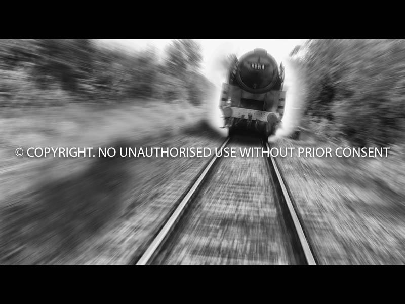 RUNAWAY TRAIN by Ian Mellor.jpg