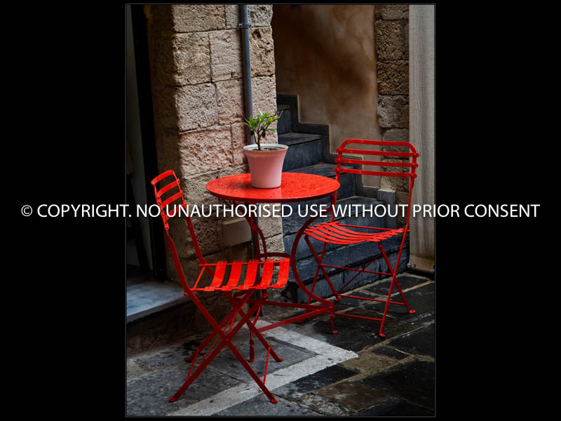 RED TABLE AND CHAIRS by Tony Crabtree CPAGB.jpg