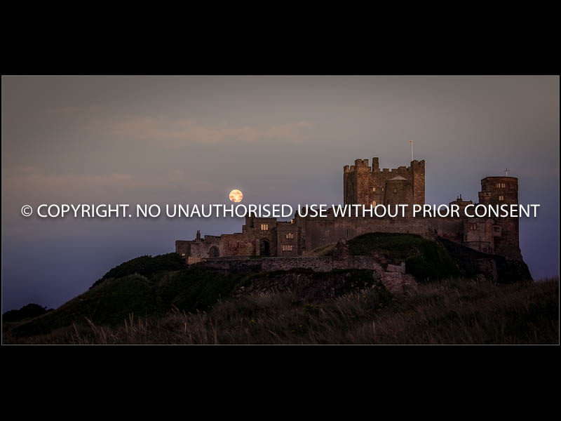BAMBURGH CASTLE MOONRISE by Jamie White.jpg