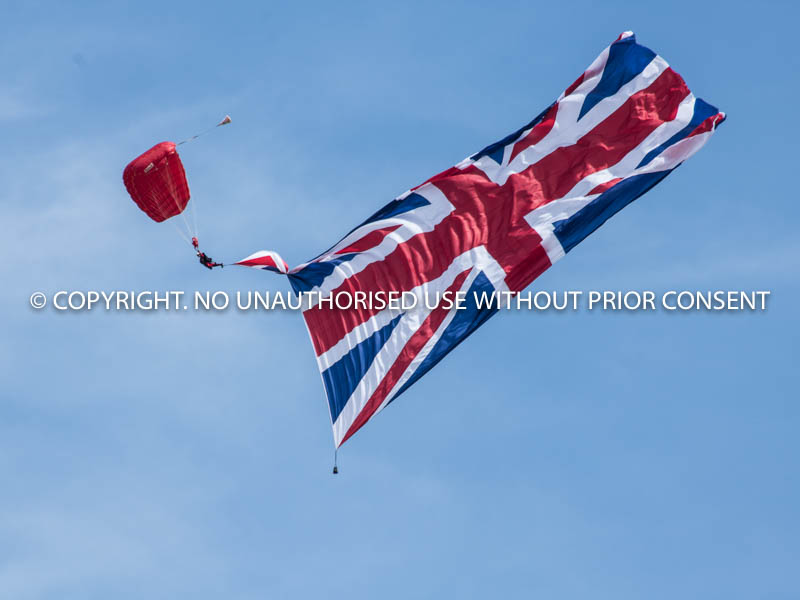 FLYING THE FLAG by Clive Williams.jpg
