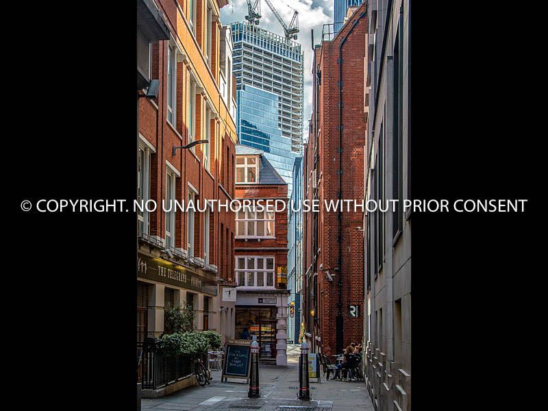 TELEGRAPH STREET EC2 OLD AND NEW by Ian Jackson.jpg
