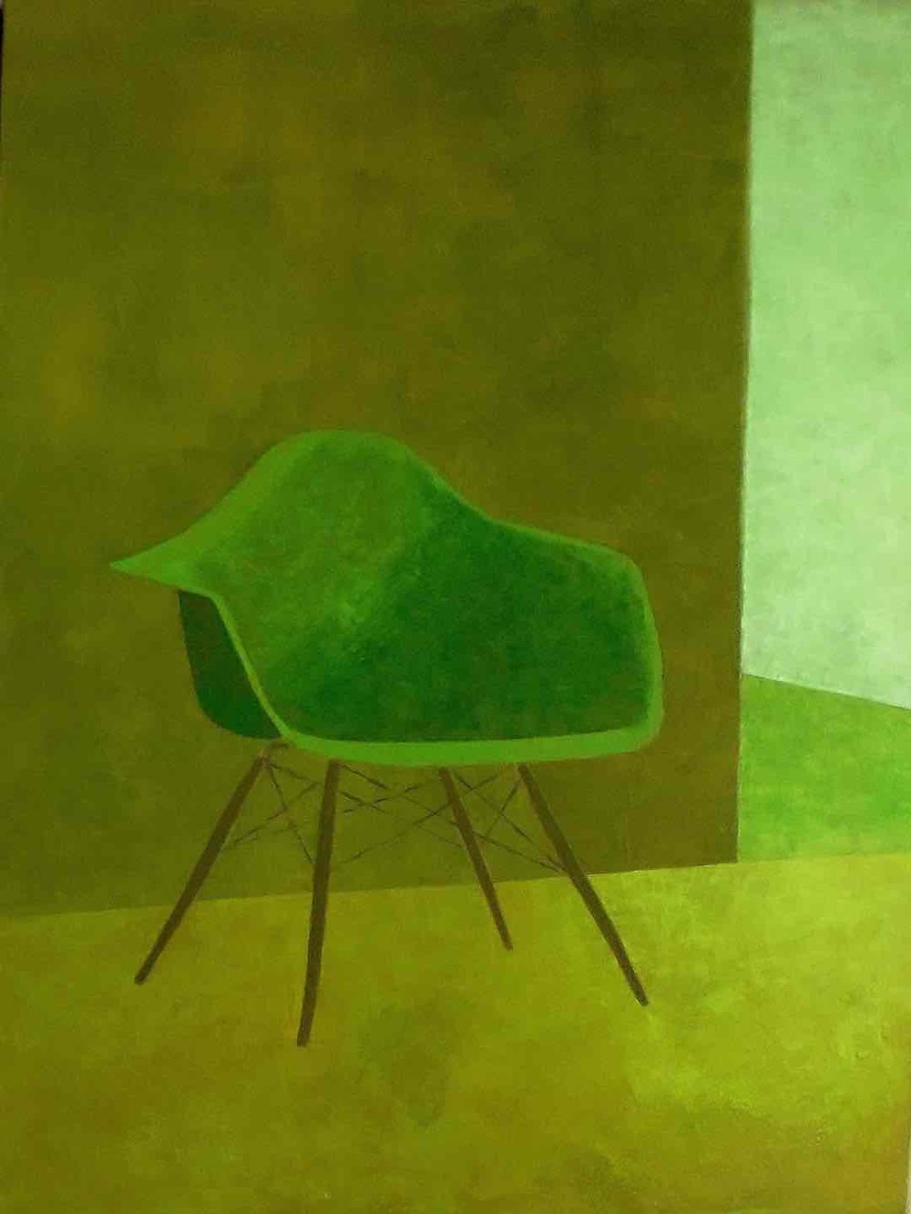 Interieur Vert