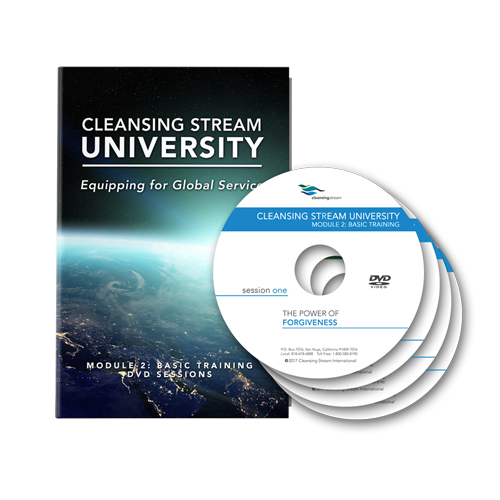 Cleansing Stream University - Module 1 — Cleansing Stream
