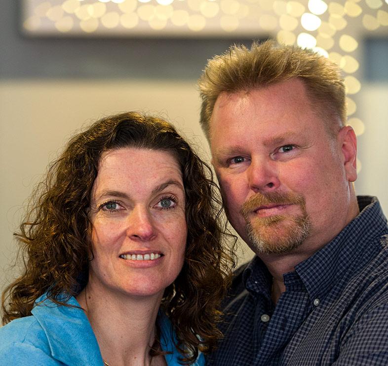 Peter & Jennifer Dijkstra