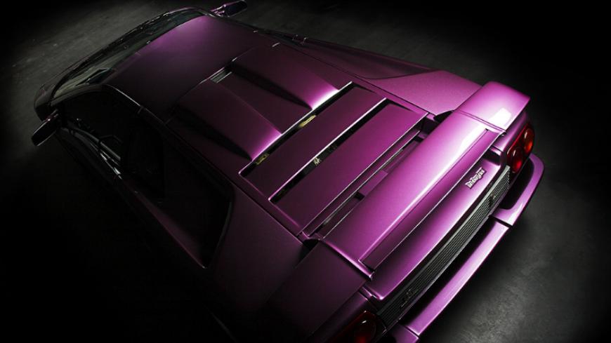Lamborghini Diablo Special Edition 30th Anniversary, Jota Photo (c) Bob Forstner