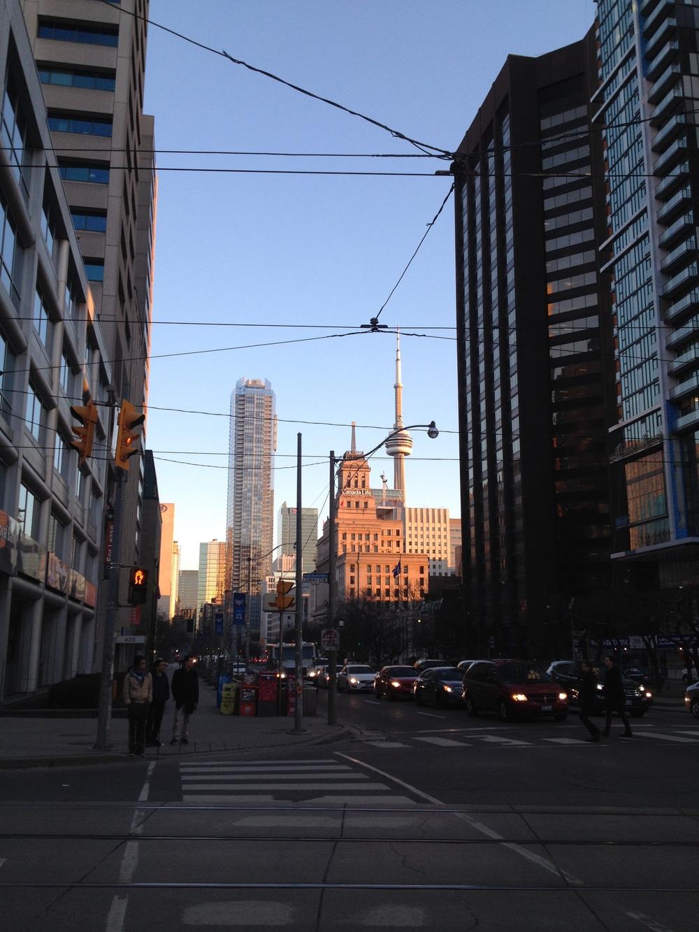 Toronto, Ontario, Canada Mar 2014