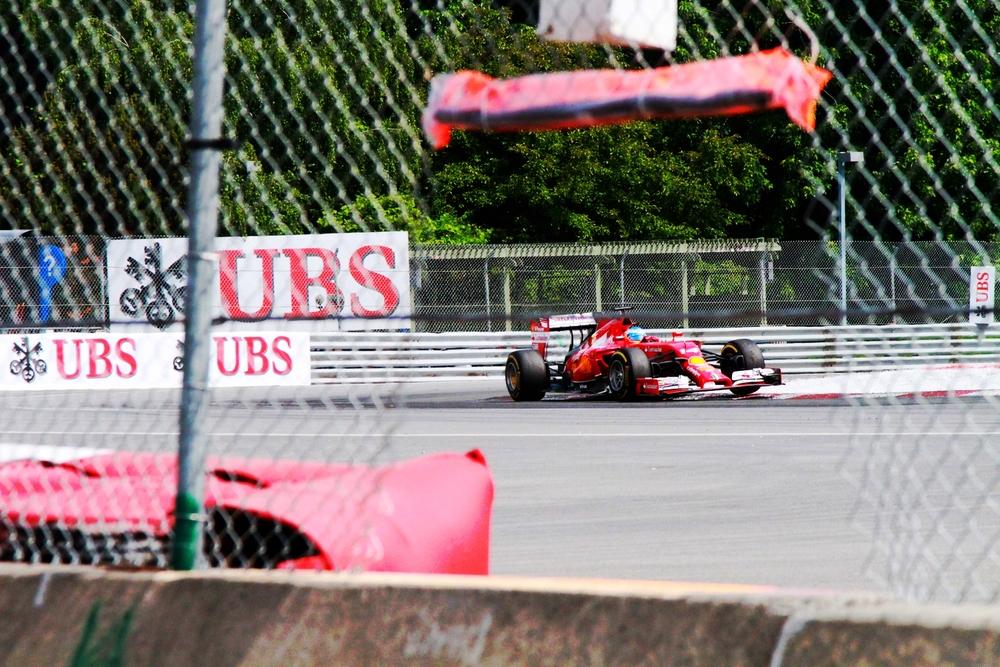 Fernando Alonso Grand Prix of Montreal 2014