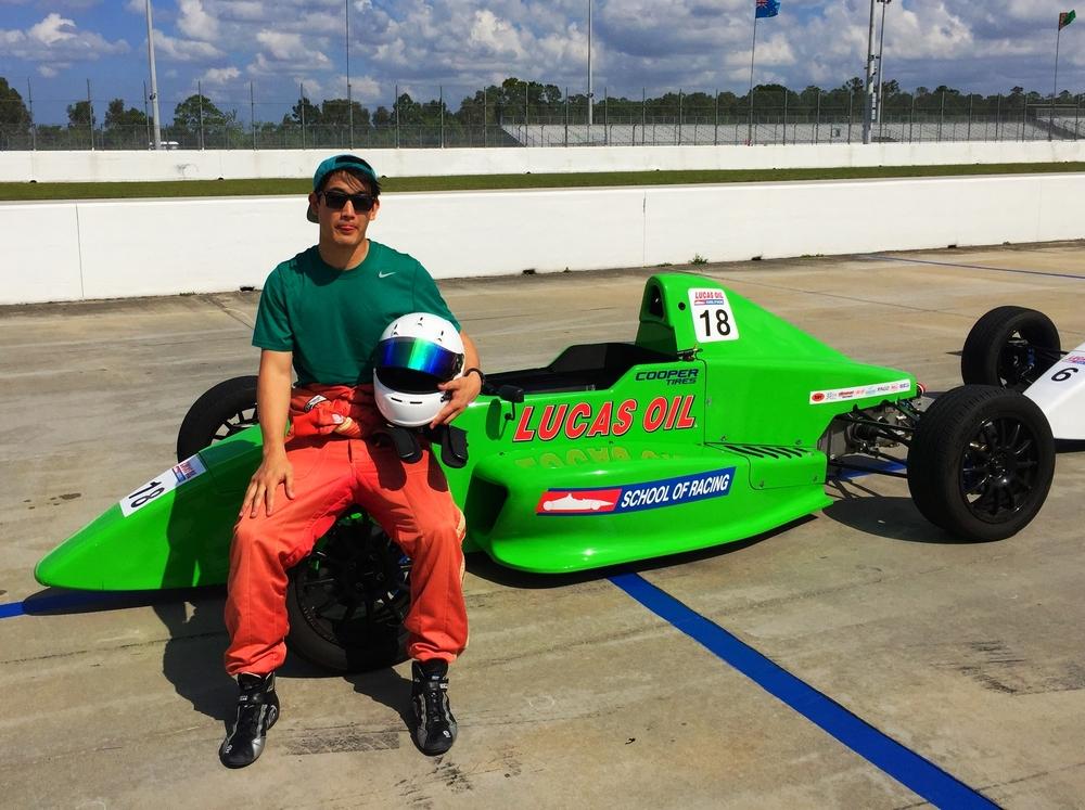 F1600, Palm Beach Intl. Raceway