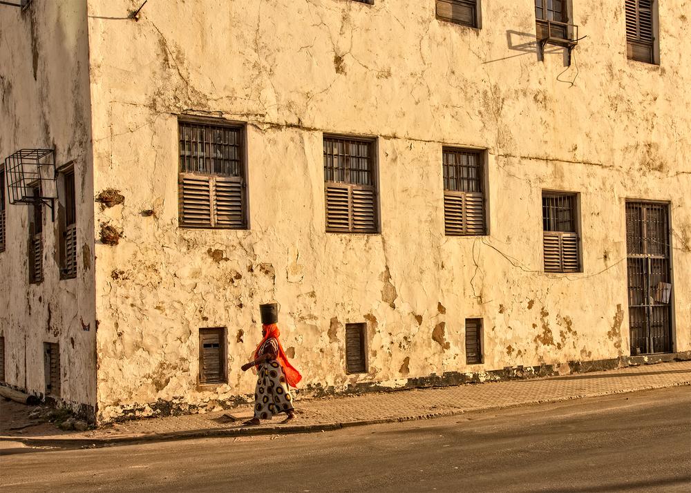 Street, Dar Es Salaam, Tanzania