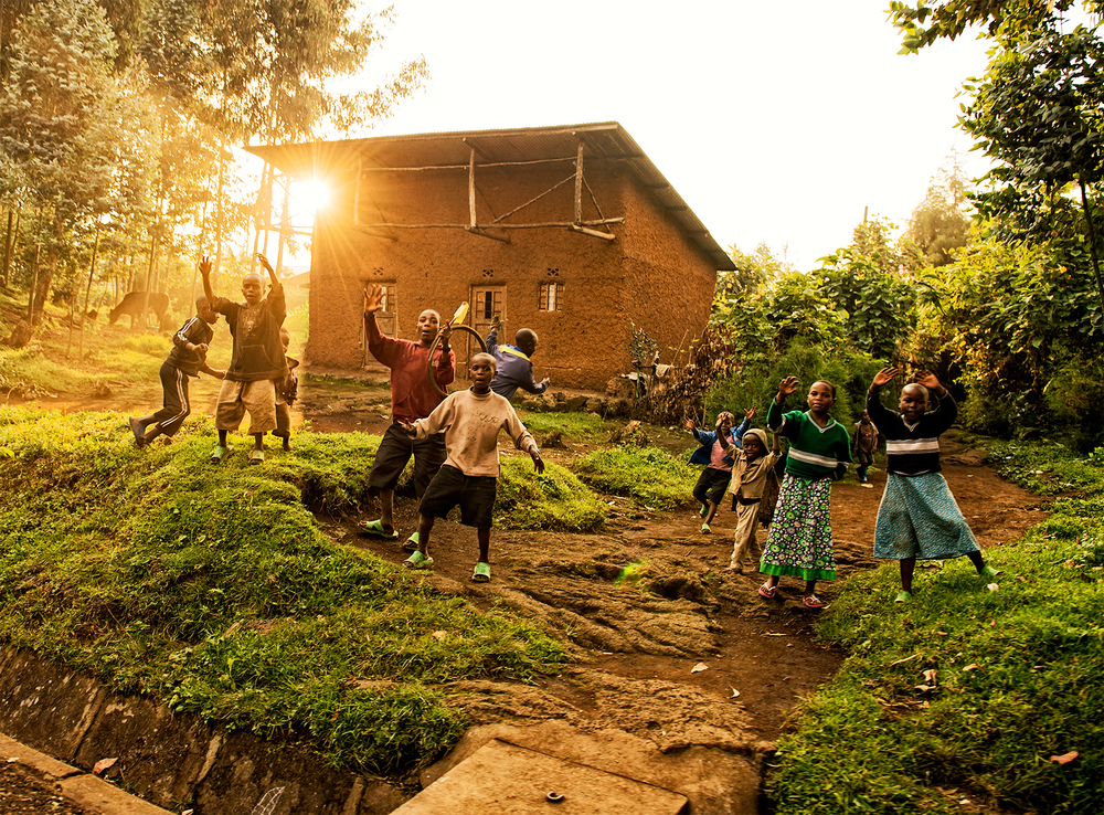 Drive by shooting, Rwanda