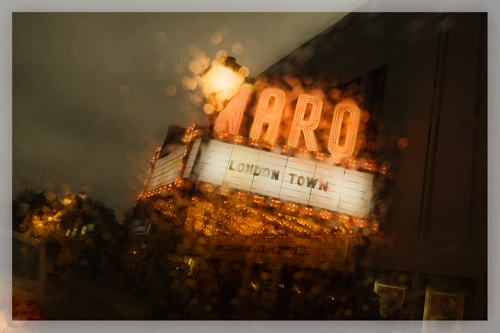 London Town Premiere, the Naro Theater, Norfolk, Va