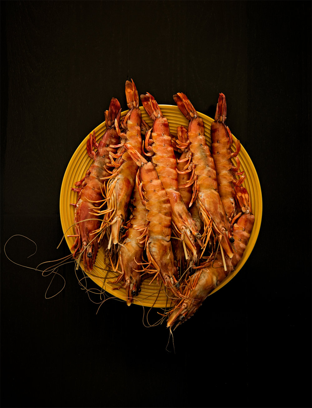 Prawns, Virginia Living Magazine