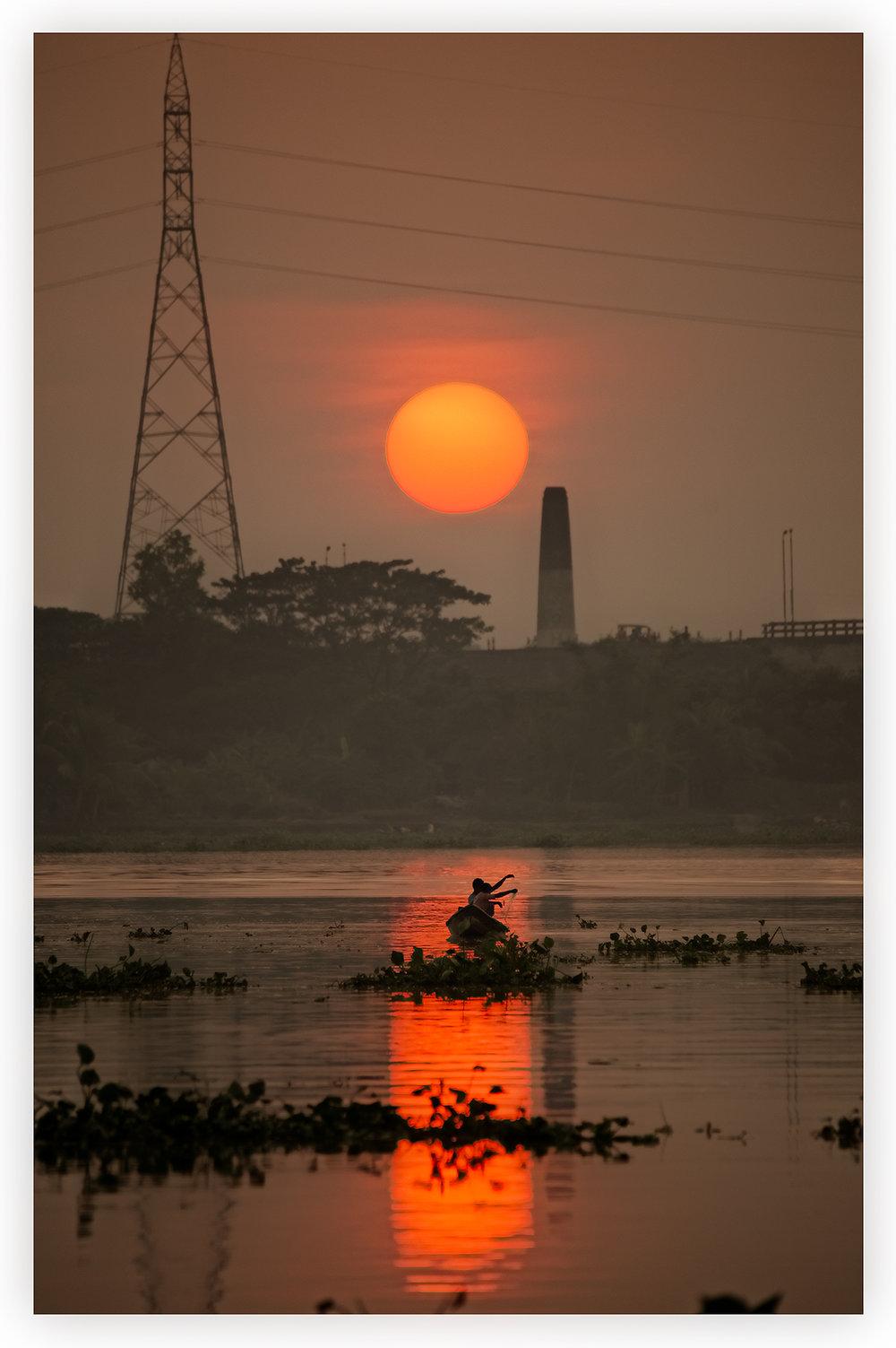 Near Barisal, Bangladesh