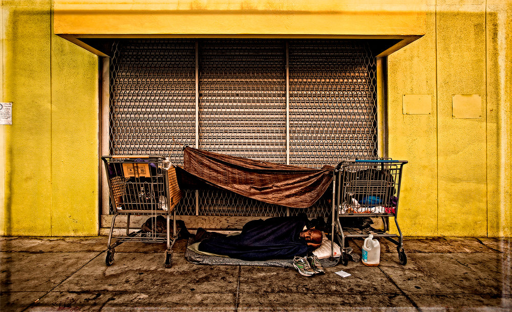 Homeless in San Diego