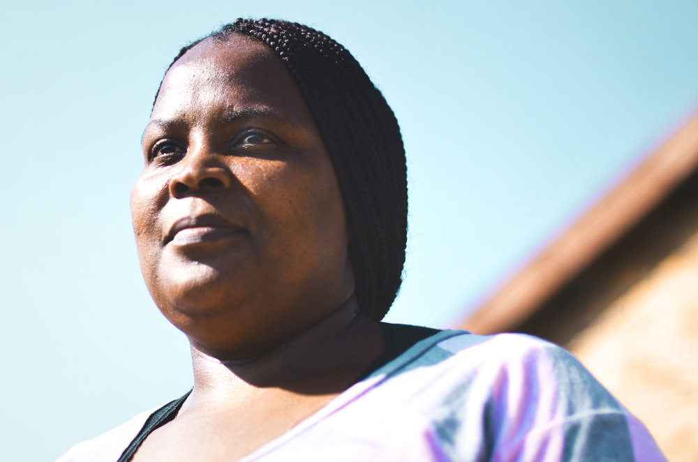 Ncumisa (39), co-owner of Sinako Educare in Gugulethu.