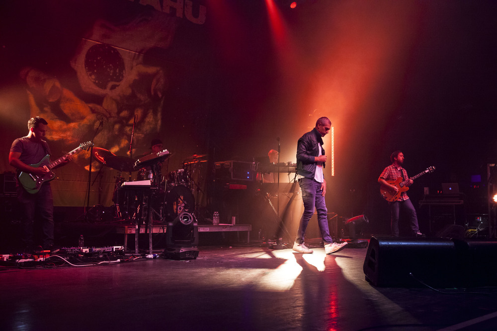 Matisyahu + the Dub Trio.