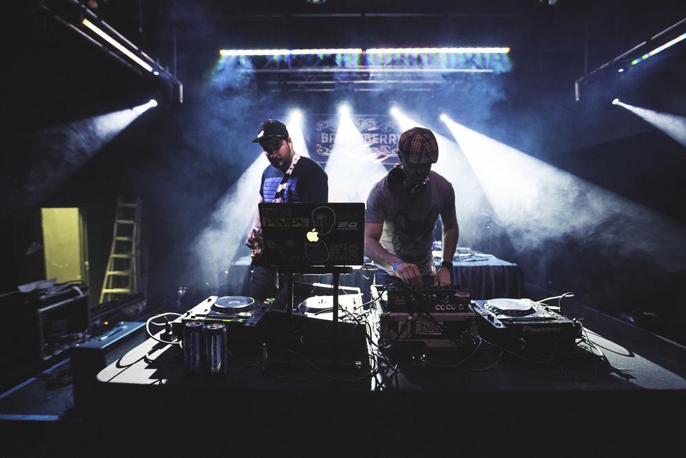 Phil Dice + DJ Rometti