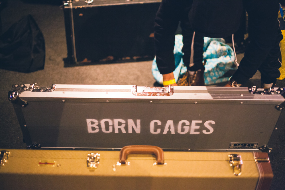 Born Cages