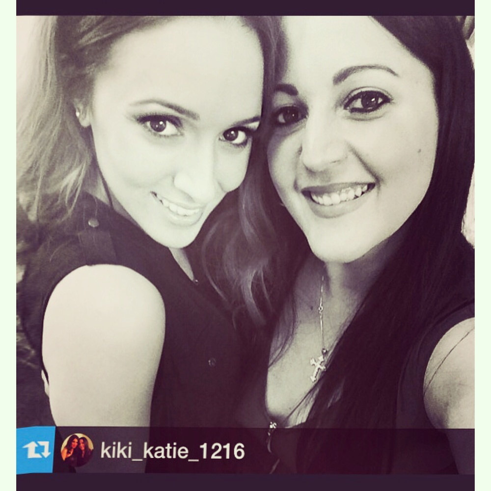 Hashtag #kalomira and get a repost from me! Thank you @kiki_katie_1216