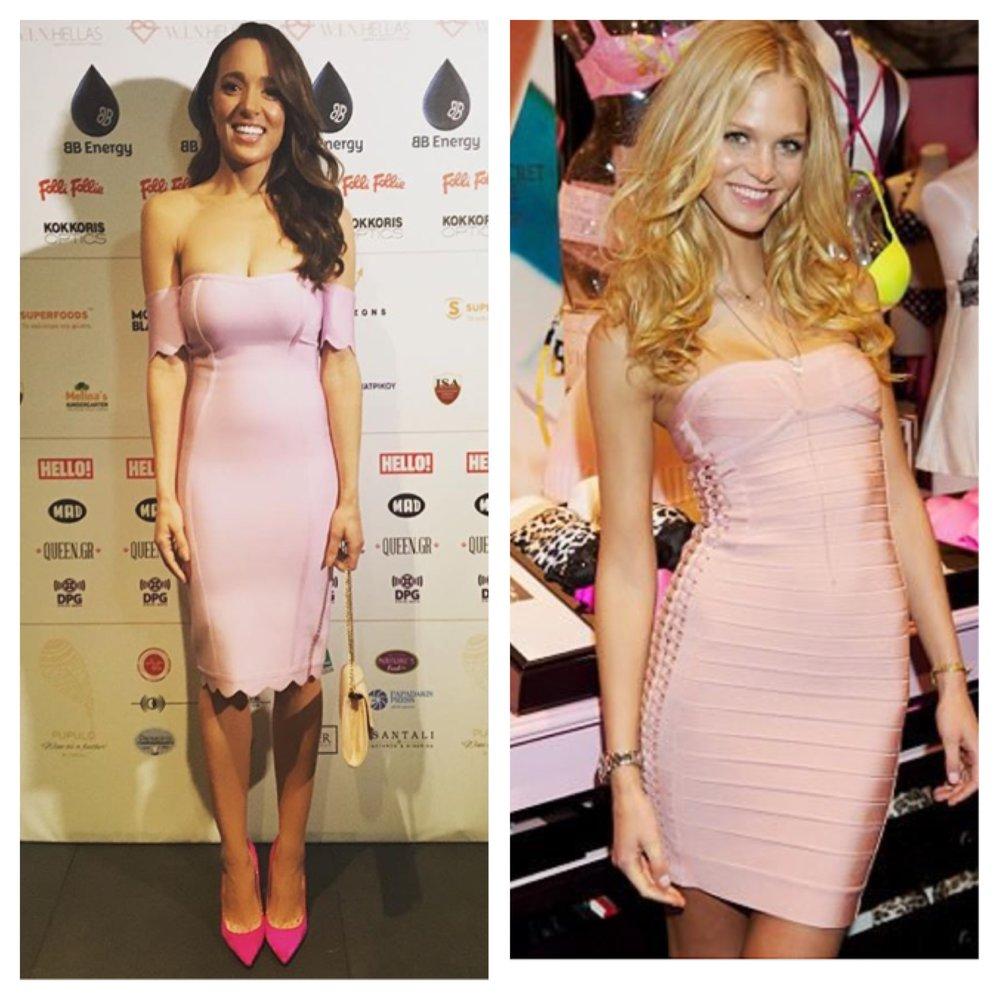 Victoria Secret Model - #getmylookDress:Serendipity Shoes: Mark Milan ShoesInspired by: Victoria Secret Model