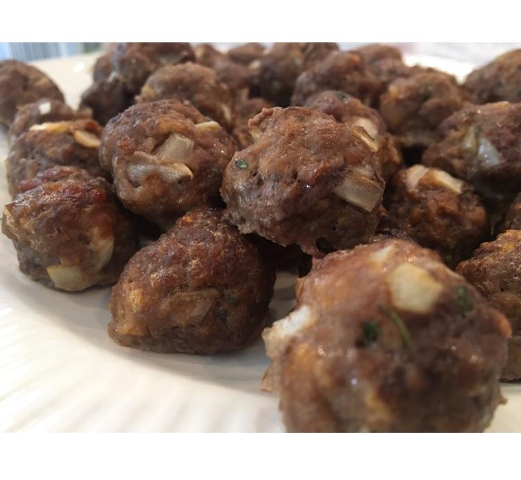 Meatballs -