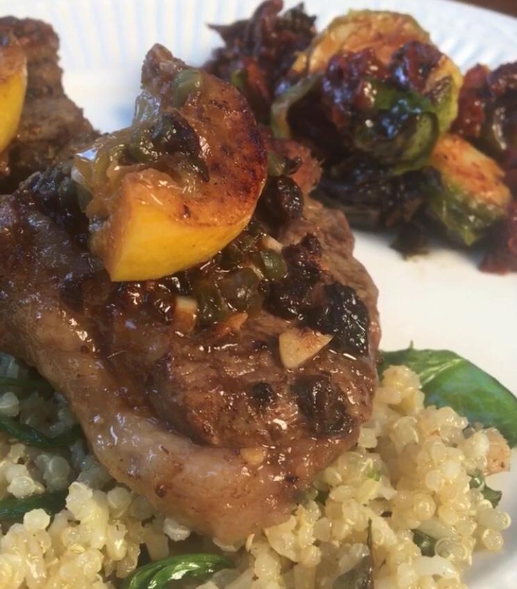 Lamb Chops -