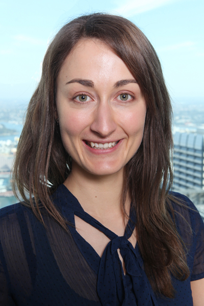 Sarah Turneri | Economic Consulting Australia Sydney Singapore | Competition Finance Regulation Policy