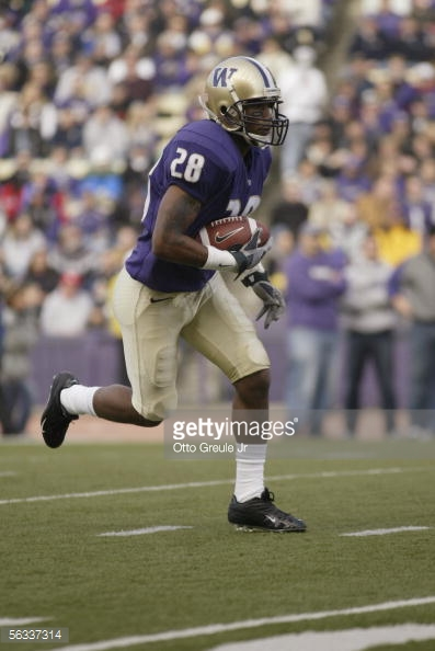 Roy Lewis, University of Washington Class of 2004