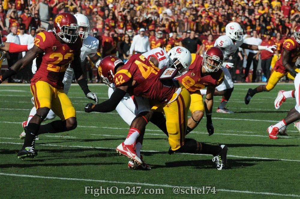Uchenna Nuwosu, University of Southern California Class of 2014