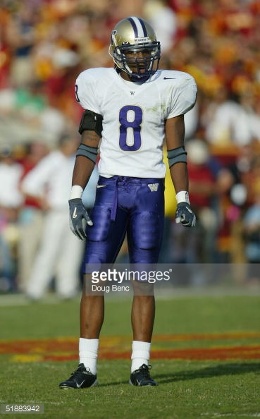 Dashon Goldson, University of Washington Class of 2003