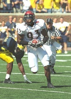 Antwan Applewhite, San Diego State Class of 2004