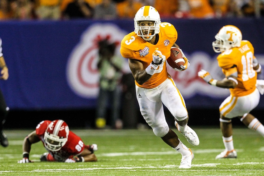 Byron Moore, University of Tennessee Class of 2009