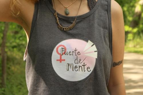 """Fuerte de Mente"" - Strong-Minded"