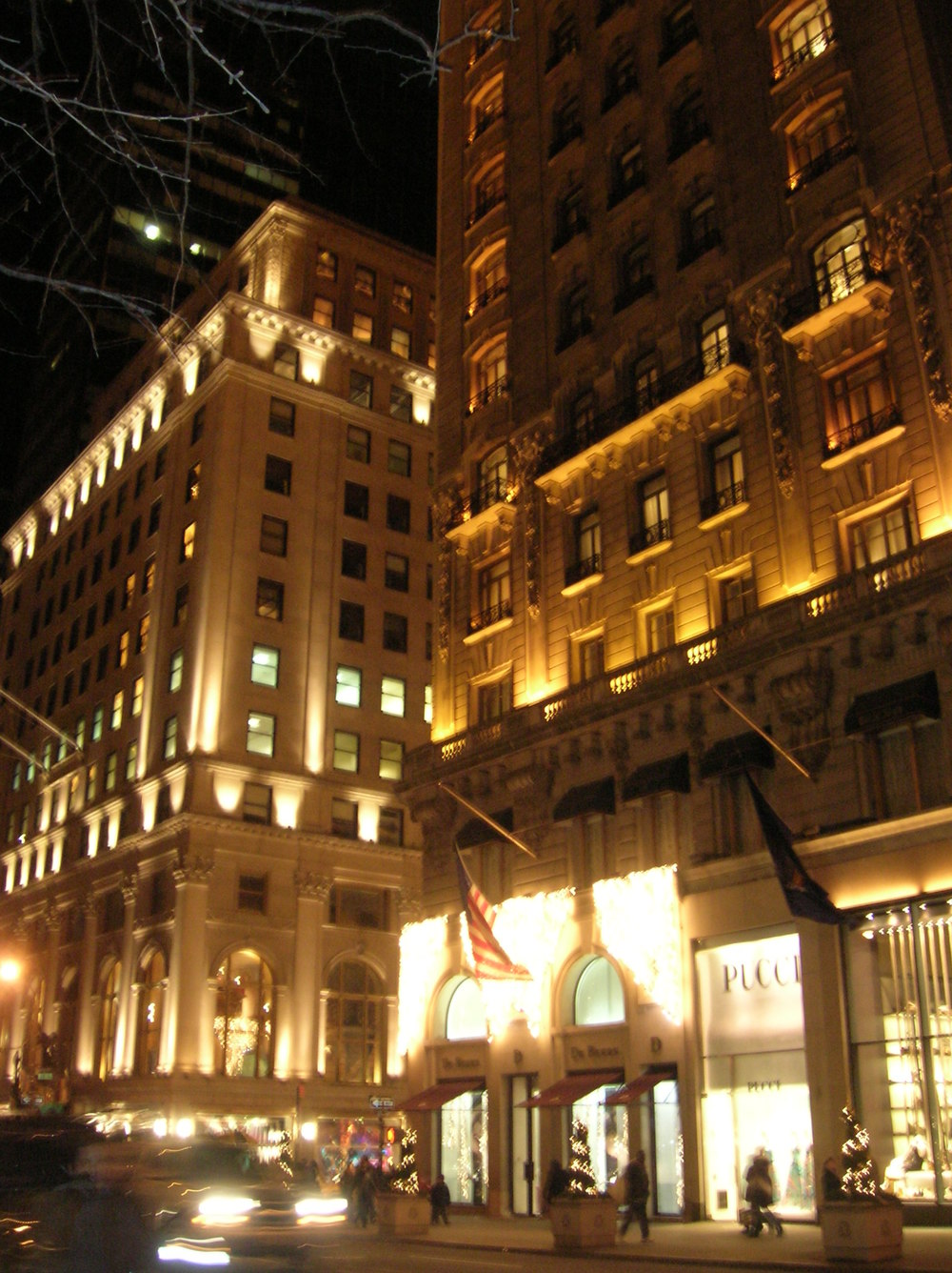 New York City, 5th Avenue at Christmas